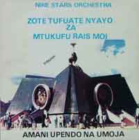 Orch Les Wanyika Les Wanyika Proudly Presents New Dance Les Les